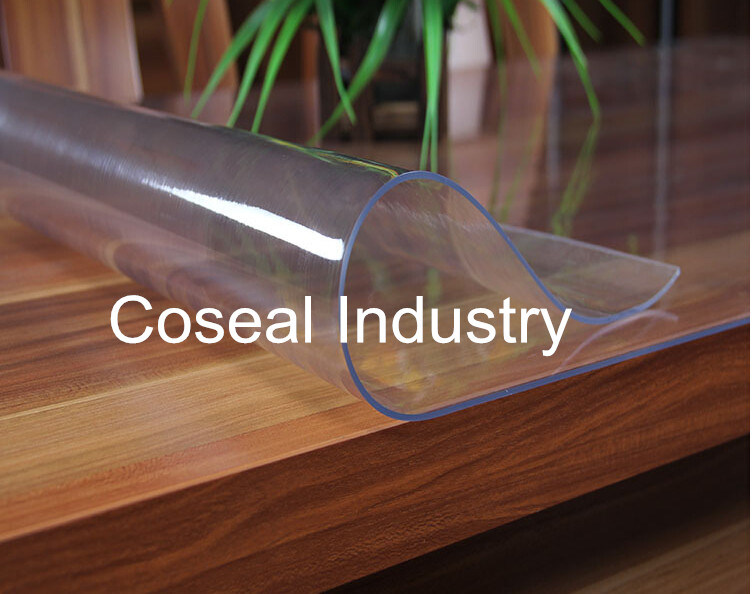 Soft Clear Plastic Table Mat Part 46