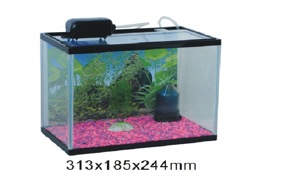 China Glass Fish Aquarium (YG-12A) - China Aquarium, Pet Product
