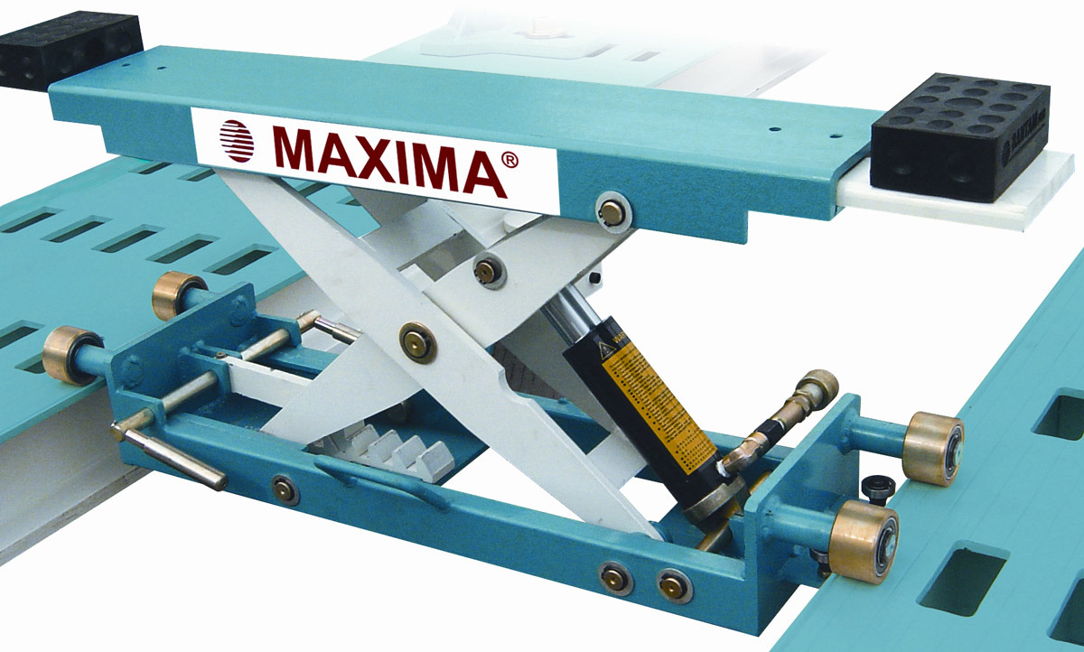 Maxima Frame Machine L3e