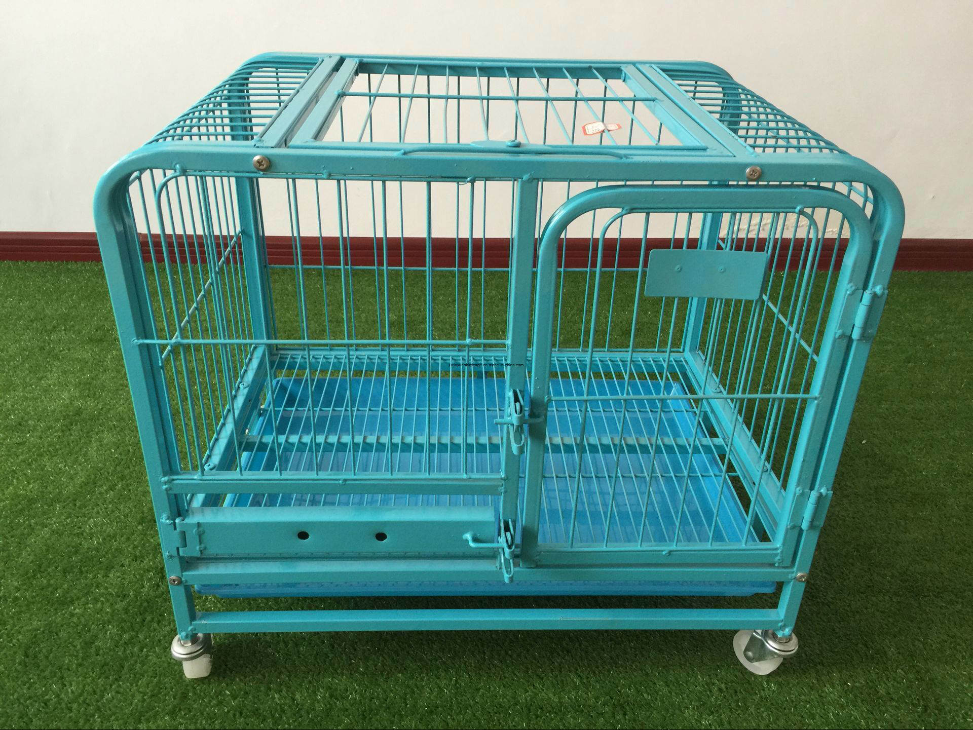 Top Quality Hot Sale Cheap Square Tube Dog Cage