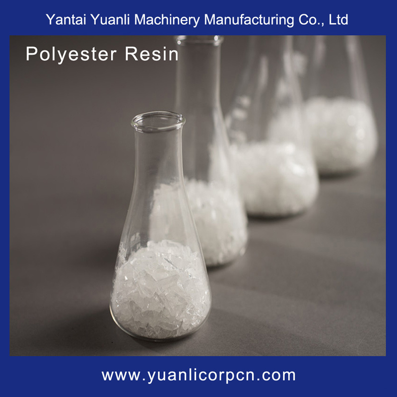 Newpol Brand Pure Polyester Resin for Powder Coating