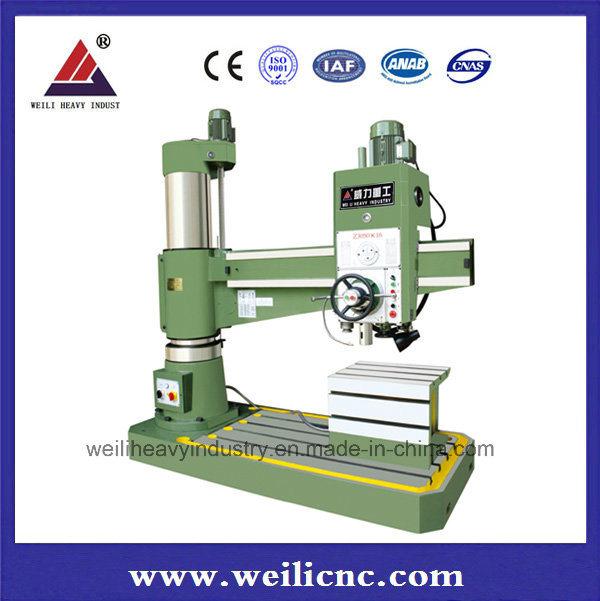 Semi-Automatic Hydraulic Type Radial Drilling Machine