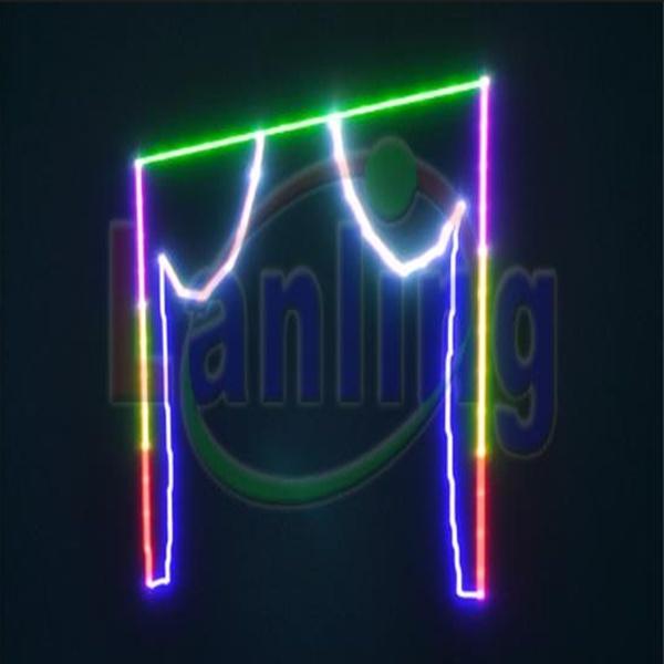 1W RGB Disco Animation Laser