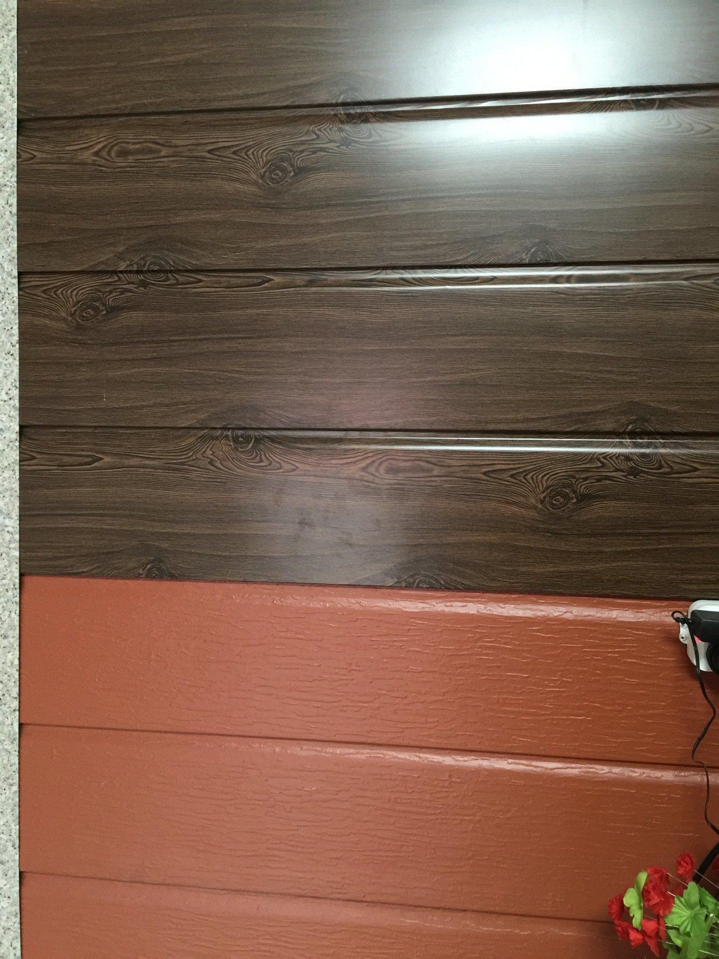 Polyurethane Sandwich Panel Decorative Wall Panel