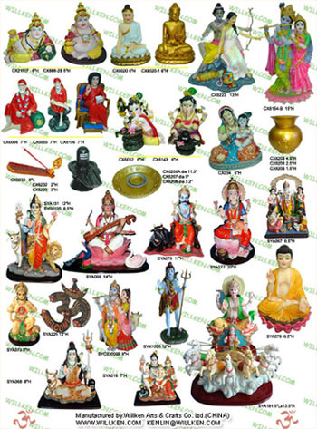 Polyresin Hindu God Statues, Pooja God, Murti Products - China ...