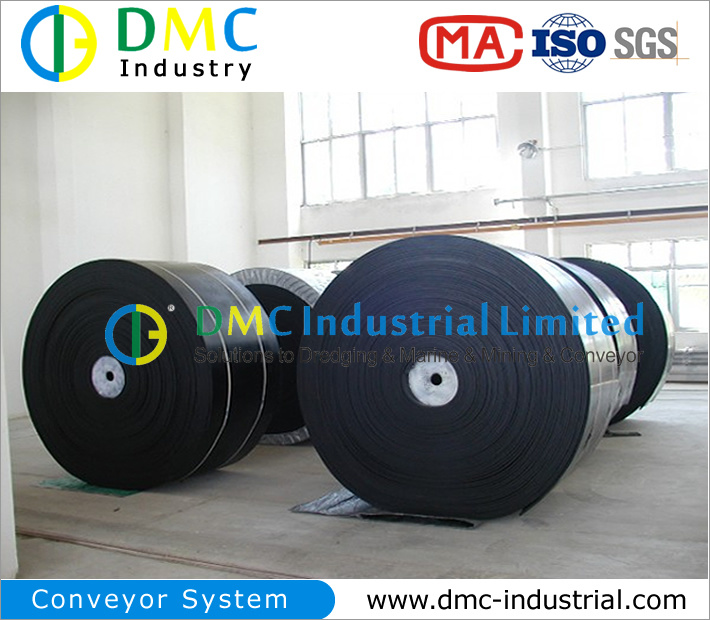 Multi-Ply Conveyor Belts for Material Handlings