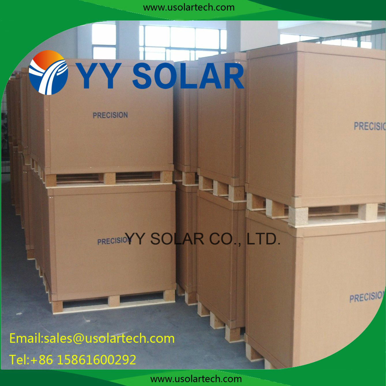 Yingli Trina Hot Cheap Mono Poly Solar Panel 150W 160W in Stock