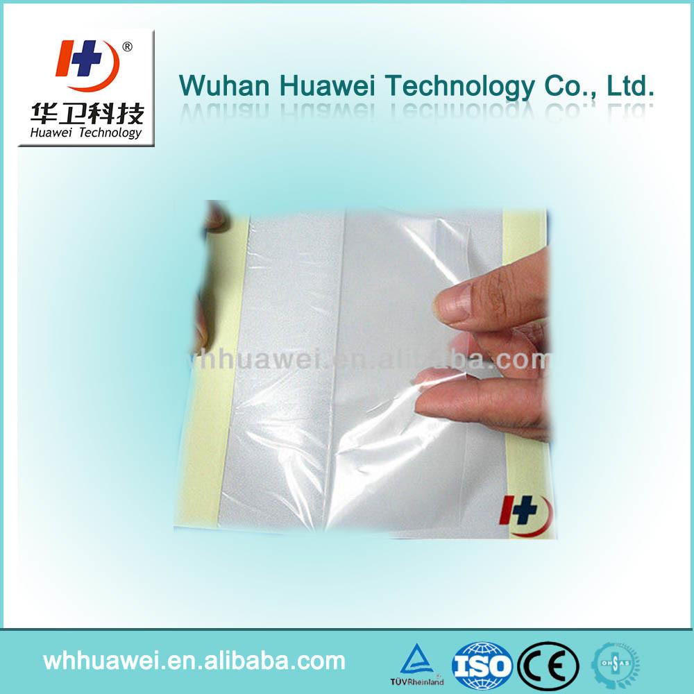 Trade Price Self-Adhesive Surgical Dressing Operation Anti Bateria PE Incise Film Drape