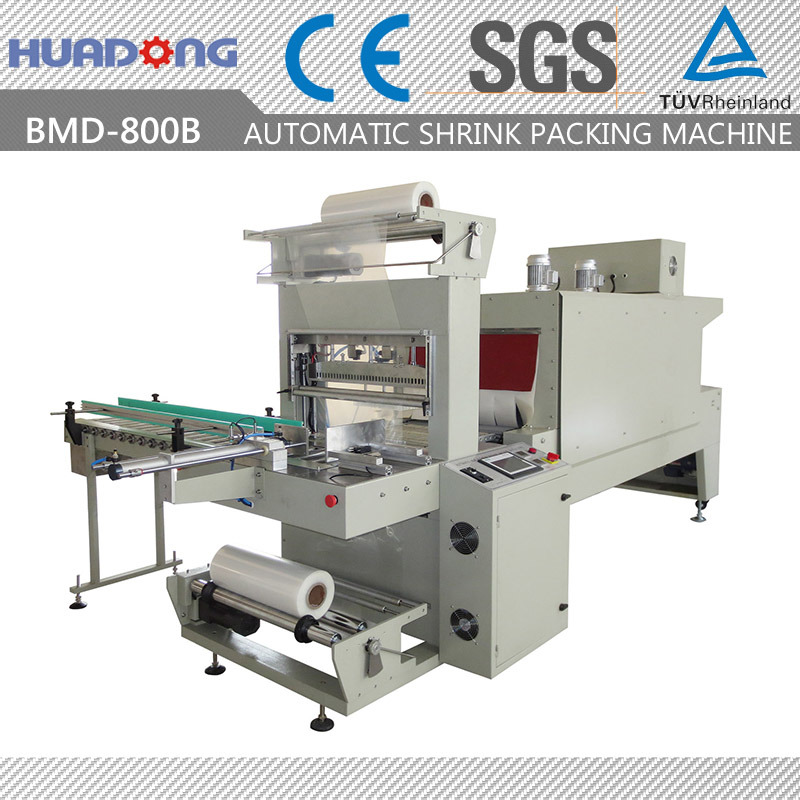 Automatic Beverage Bottles Packaging Machine Bottle Wrapping Machine