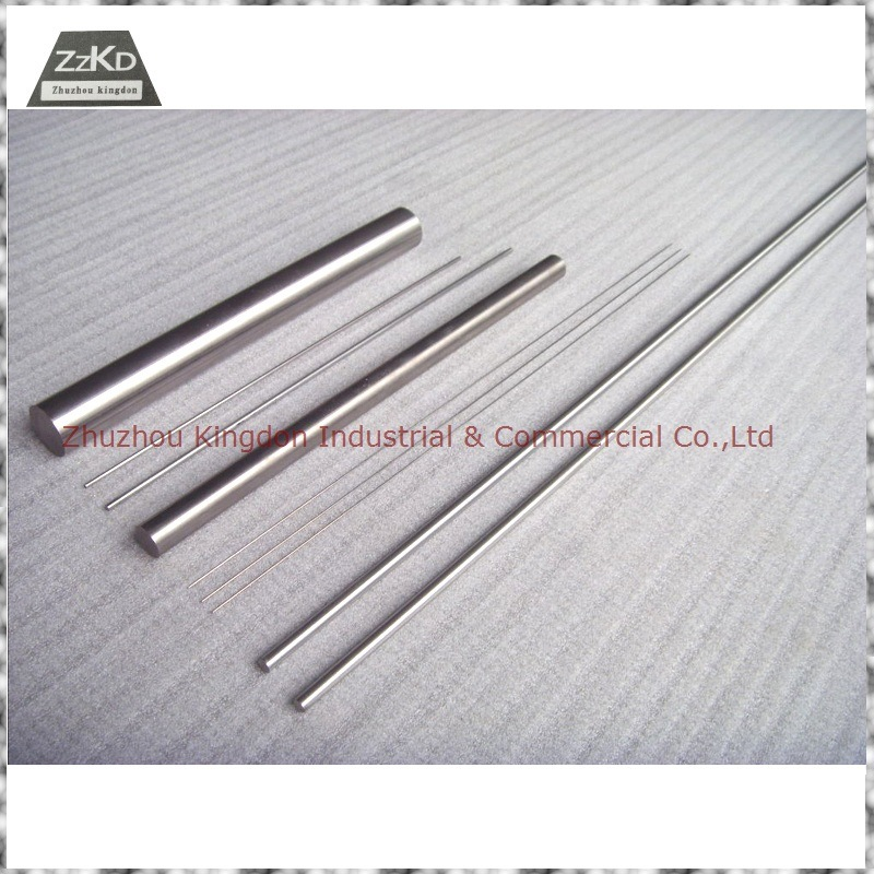 Tungsten Rod/High Purity Ground Finish Tungsten Rods/Tungsten Bars/Tungsten Heavy Rods