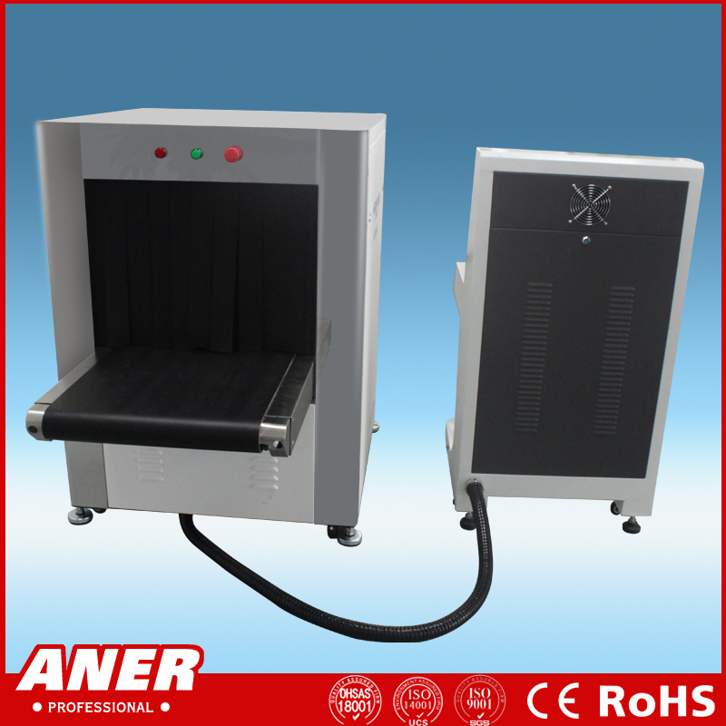 Baggage Inspection X-ray Machine Subway Station Airport Luggage Convey Belt Security Scanner K6550 International Standards