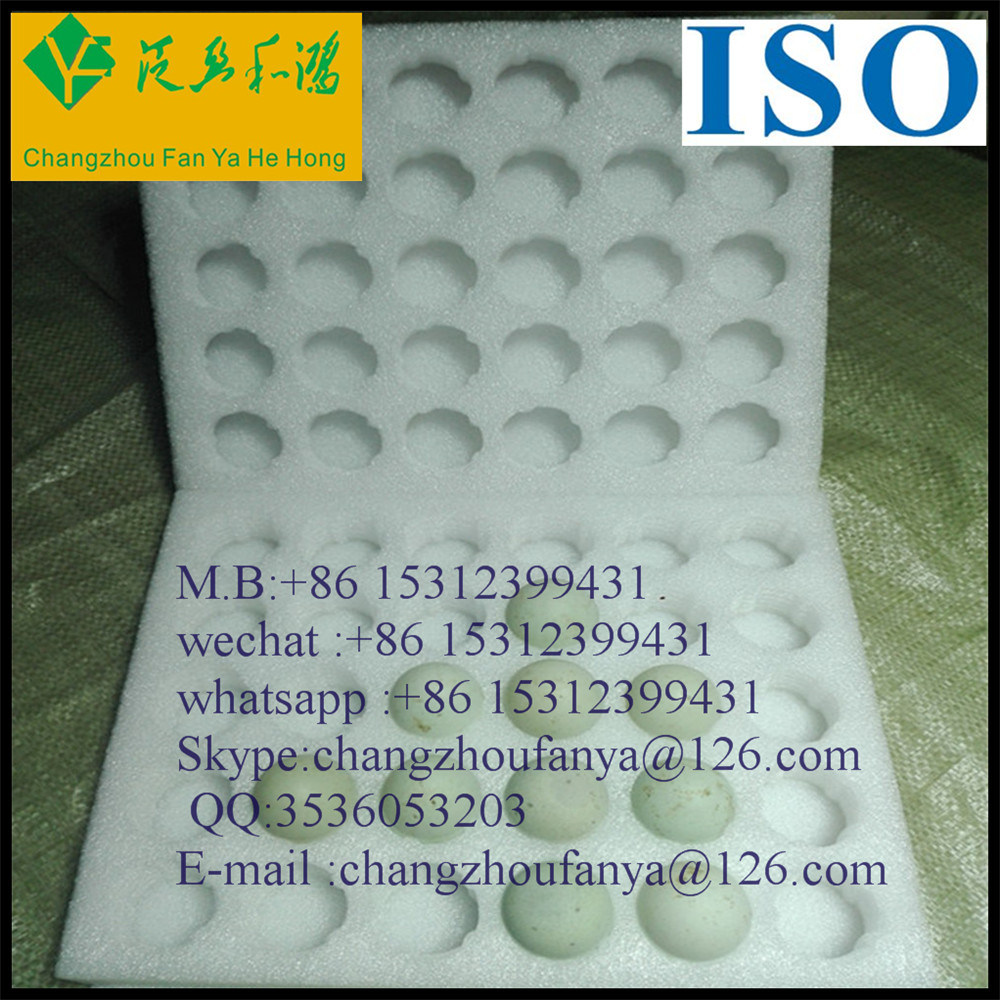 Best Protective Package for shipment EPE Foam for Eggs Tray