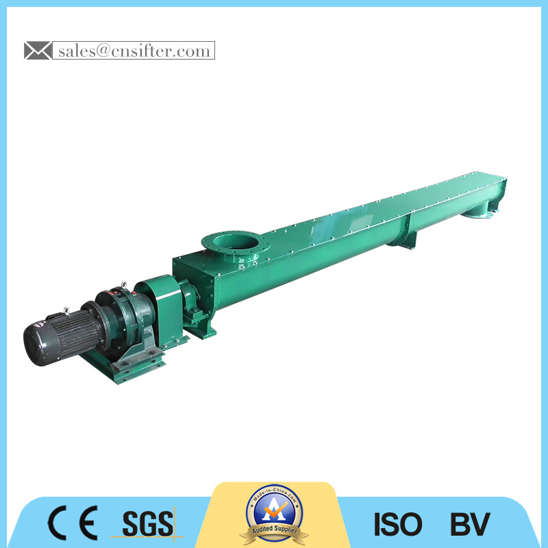 Horizontal Automatic Screw Conveyor