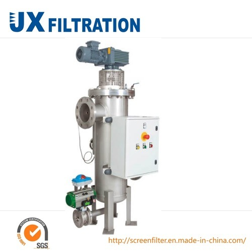 Industrial Automatic Backwash Self Cleaning Filter