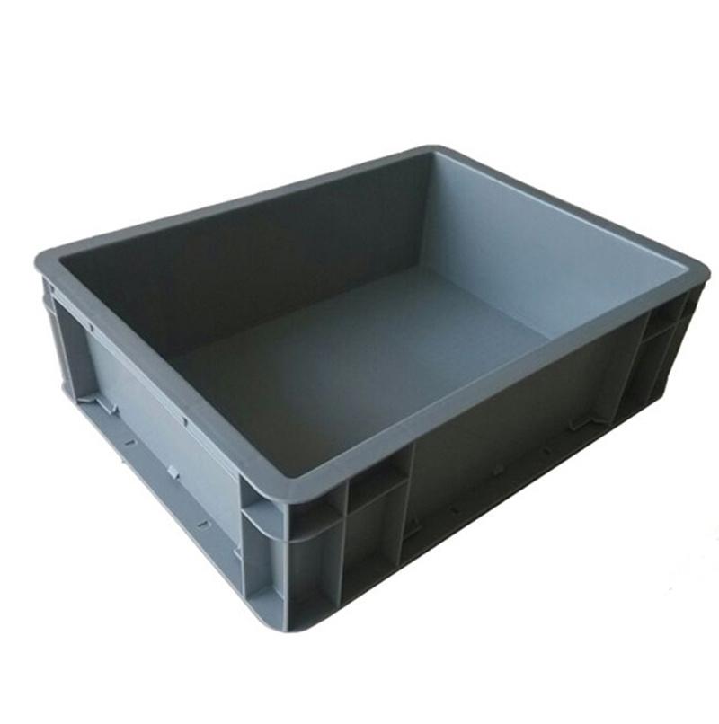 Custom Plastic Storage Crate