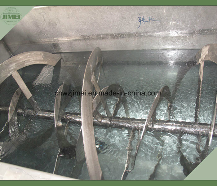 1000 Kg/H Complete Pepper Sauce Processing Machine