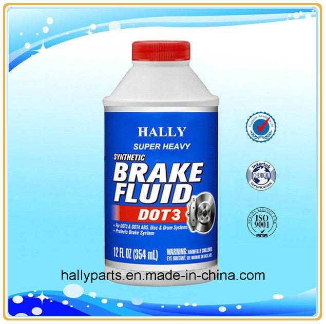 Heavy Duty Original Blue Brake Fluid DOT 3