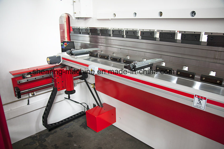 Jsd 250t Hydraulic Press Brake with Delem CNC Controller