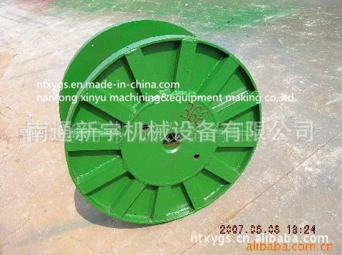Green Cable Reel for Steel Wire