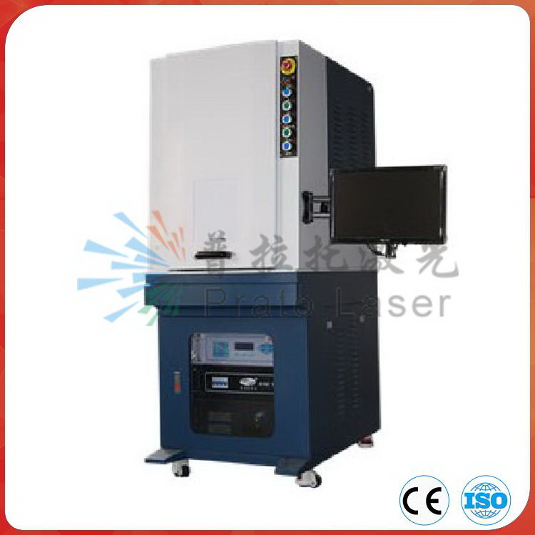 Ce ISO Green Laser Marking Equipment for Glass