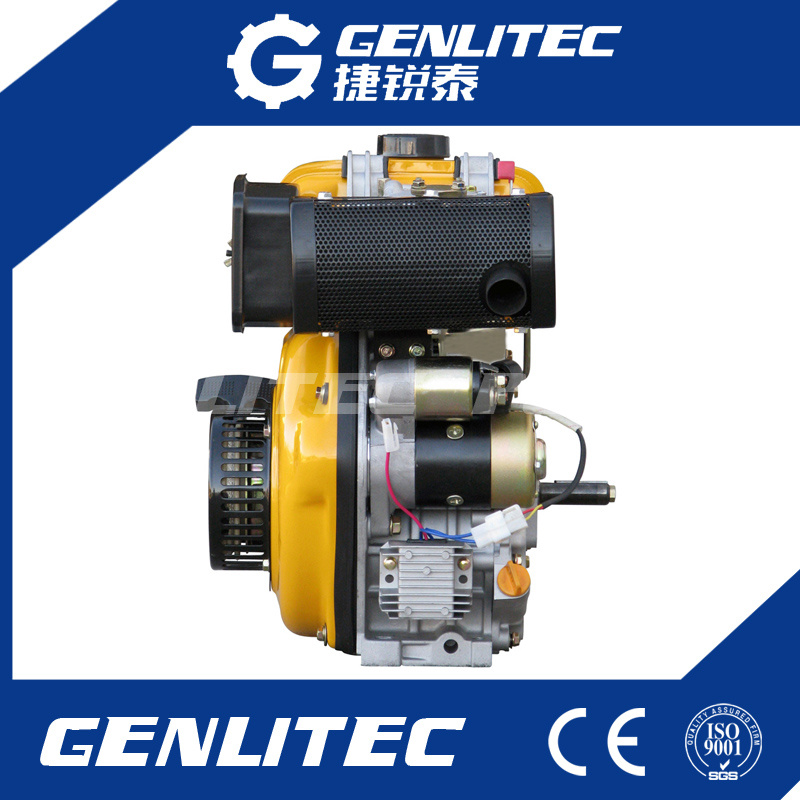 Air Cooled Single Cylinder Diesel Motor From 4HP up to 15HP