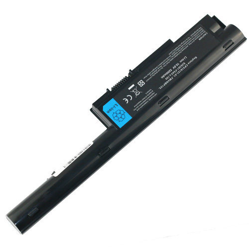 Laptop Battery/Li-ion Battery Pack Charger for Fujitsu Lifebook Lh531 Sh531 Bh531 Fmvnbp195 Fpcbp274 6cells