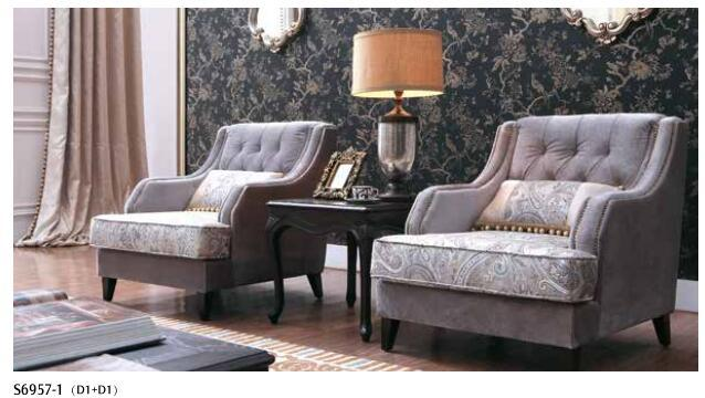High Quality New Classical Design Sofa S5964