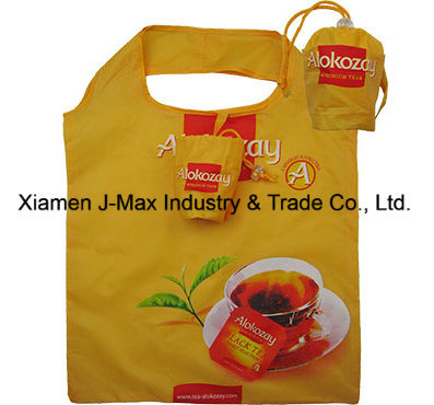 Foldable Shopper Bag, Promotion Bags, Pepsi Heart Style, Reusable, Lightweight, Grocery Bags and Handy, Gifts, Promotion, Tote Bag, Decoration & Accessories