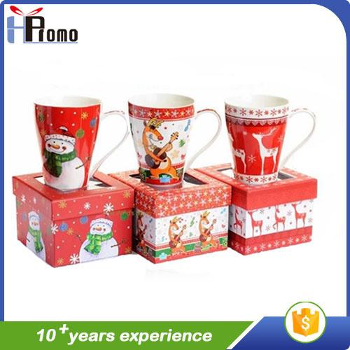 Christmas Gift Promotional Ceramic Mug