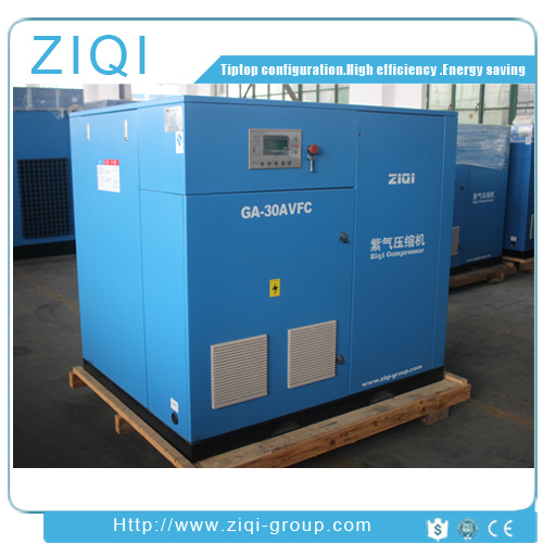 Energy Saving Variable Frequency Screw Type Air Compressor for Sale