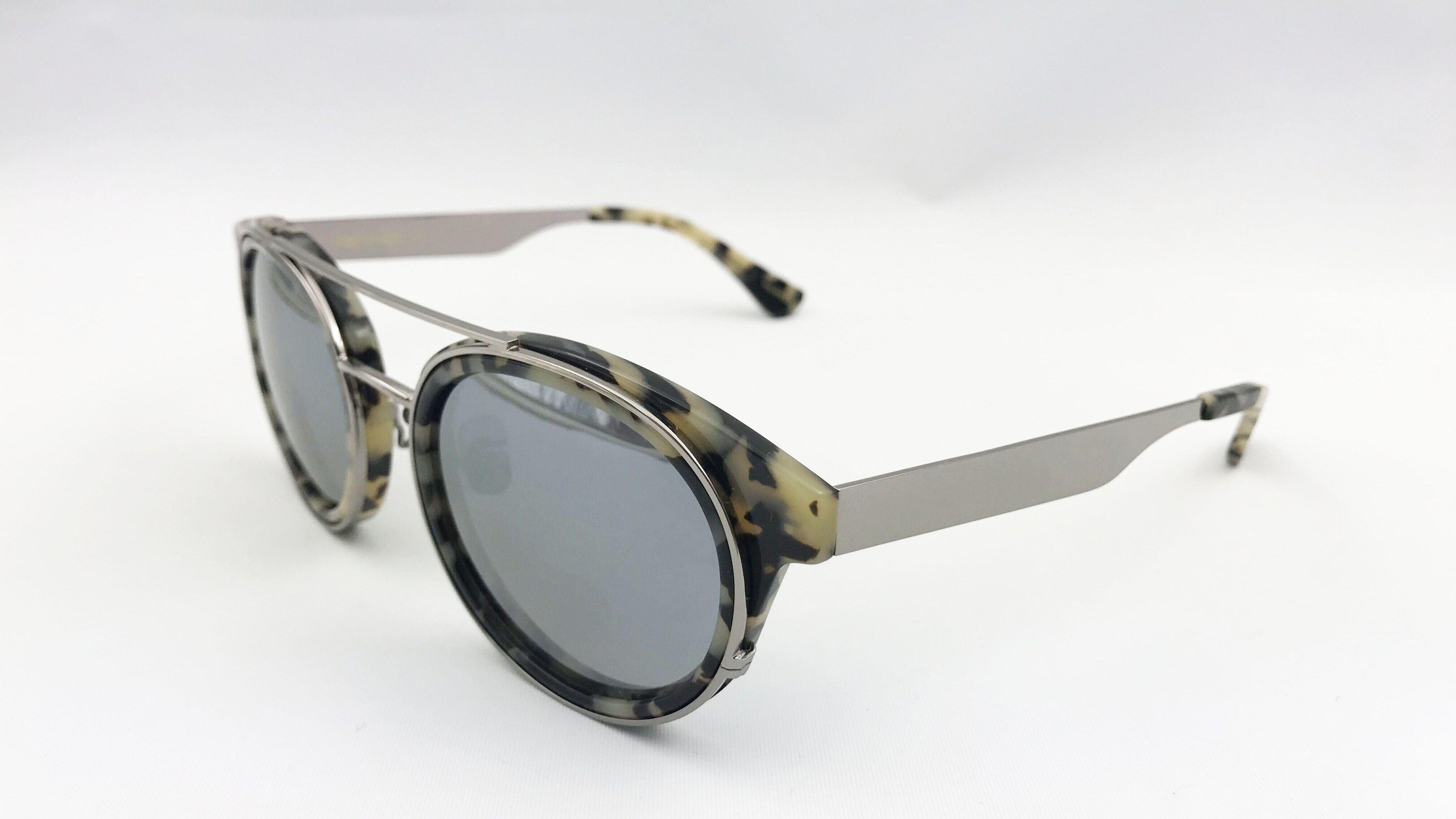 Unique Design Acetate& Metal &Sunglasses for Lady and Man.