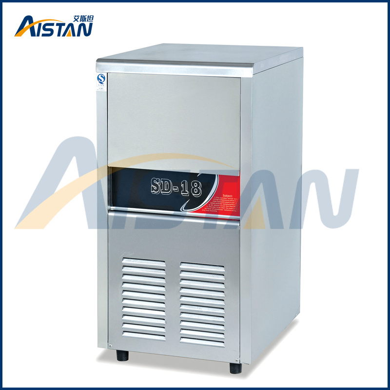 SD150 Vertical Ice Maker Making Machine with Large Capacity 150~165kg