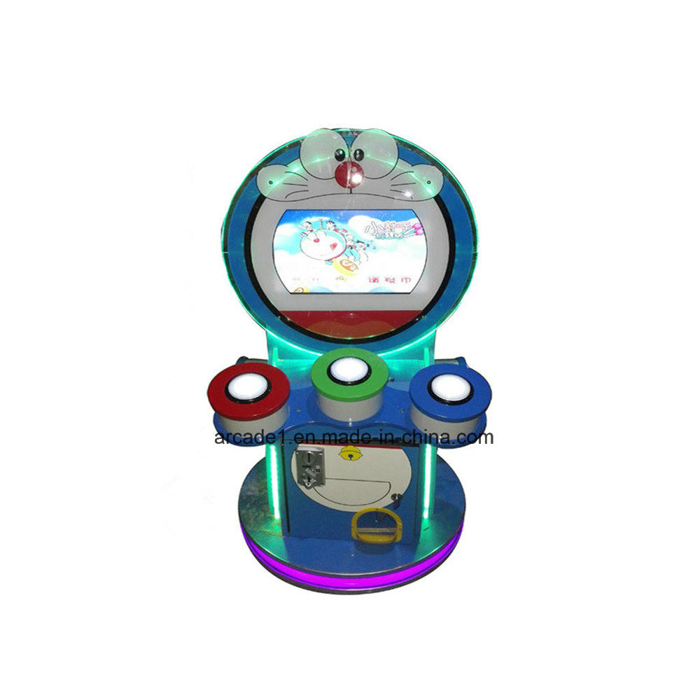 Arcade Amusement Redemption Kids Subway Parkour Game