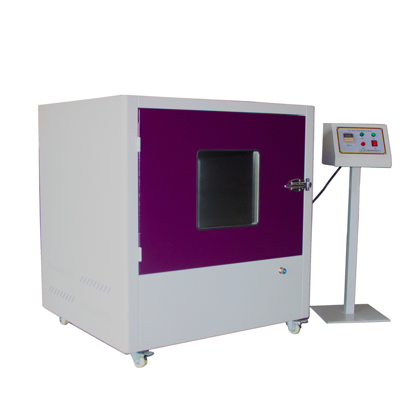 IEC / En 62133 Anti-Explosion Battery Cell Burning Projectile Test Chamber