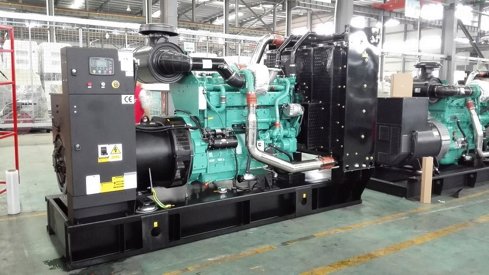 Global Warranty Cummins Diesel Generator