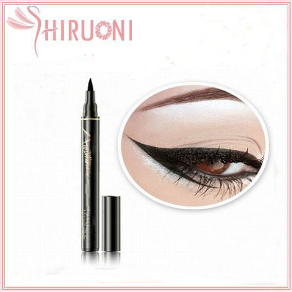 2017 Fashion Sexy Black Waterproof Liquid Eyeliner Pen Pencil Makeup