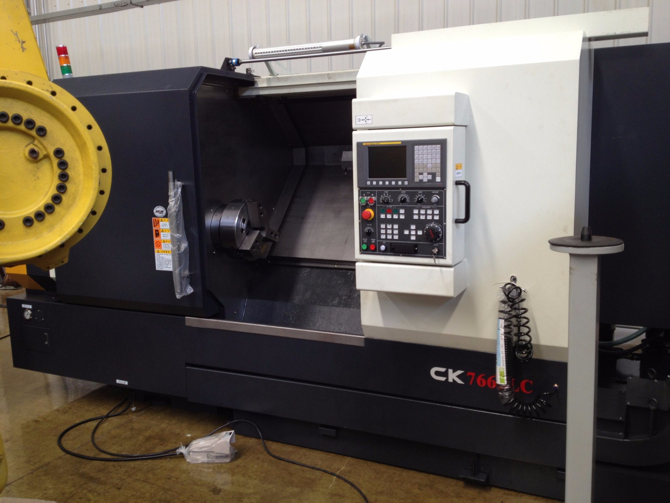 Bzxl22 Wheel Machining Machine Cell