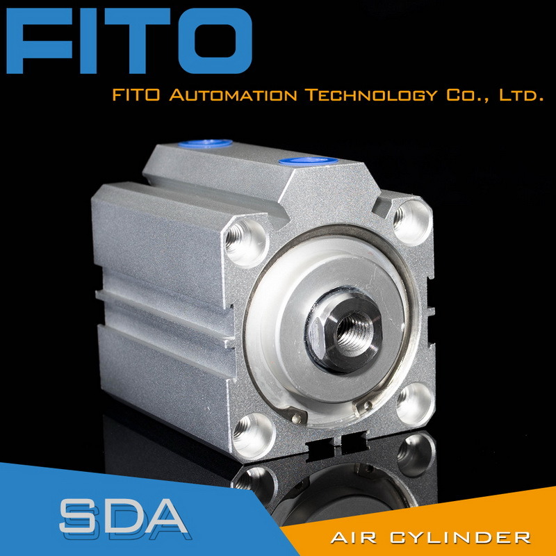 Sda100 Series Airtac Type Compact Pneumatic Air Cylinder