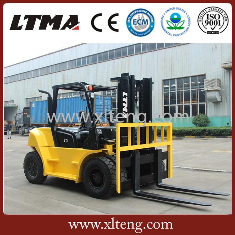 Material Handling Equipment Forklift 5 Ton 7 Ton Diesel Forklift