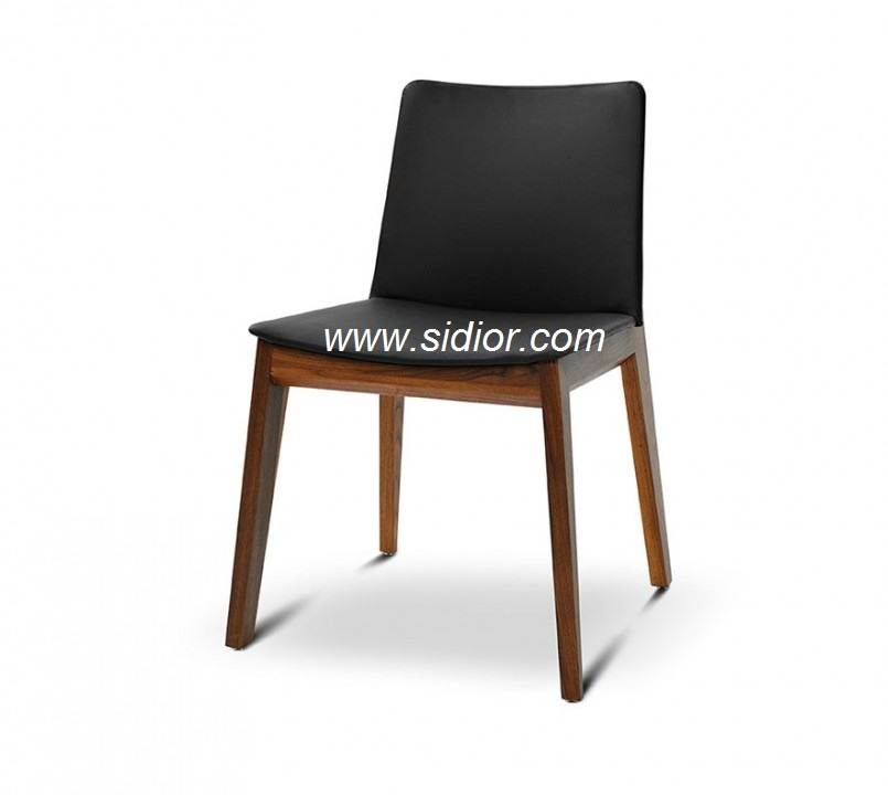 (SD1002) Modern Restaurant Dining Room Furniture Wooden Dining Chair