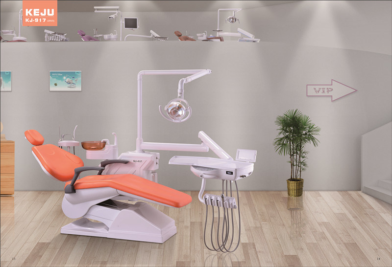 China Manufacturer Ce and ISO Approvel Dental Chair