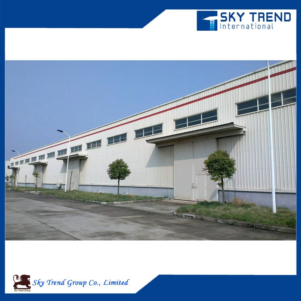 High Quality and Low Cost Steel Structure Warehouse