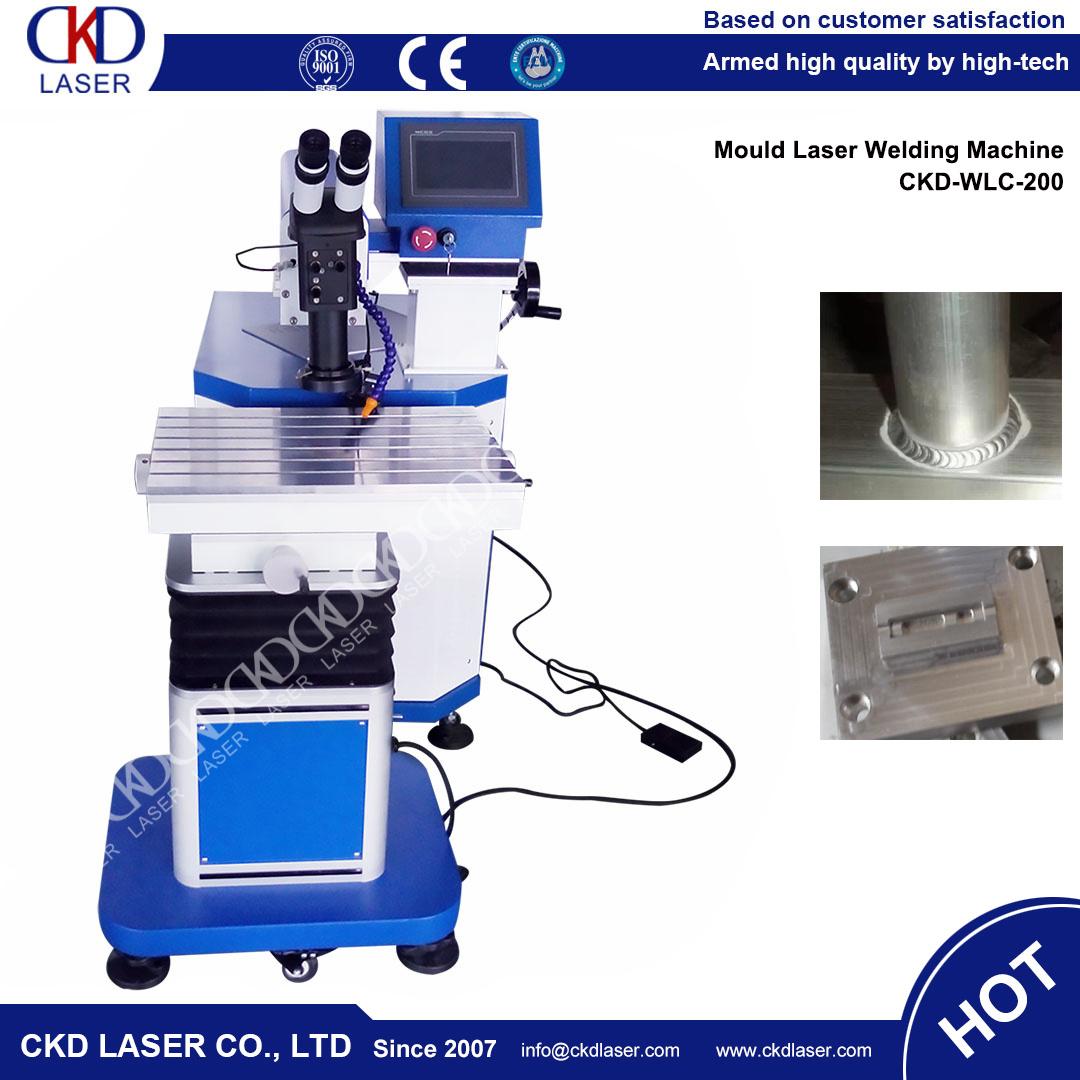 Seam Mould Laser Welding Machine