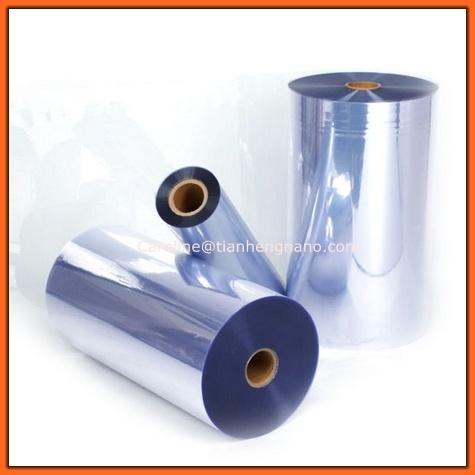 Transparent Rigid PVC Film/PVC Sheet/PVC Roll