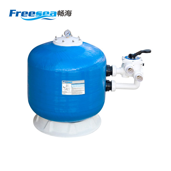 Hot Sale Swimming Pool Industrial Fiberglass Side-Mount Sand Filter
