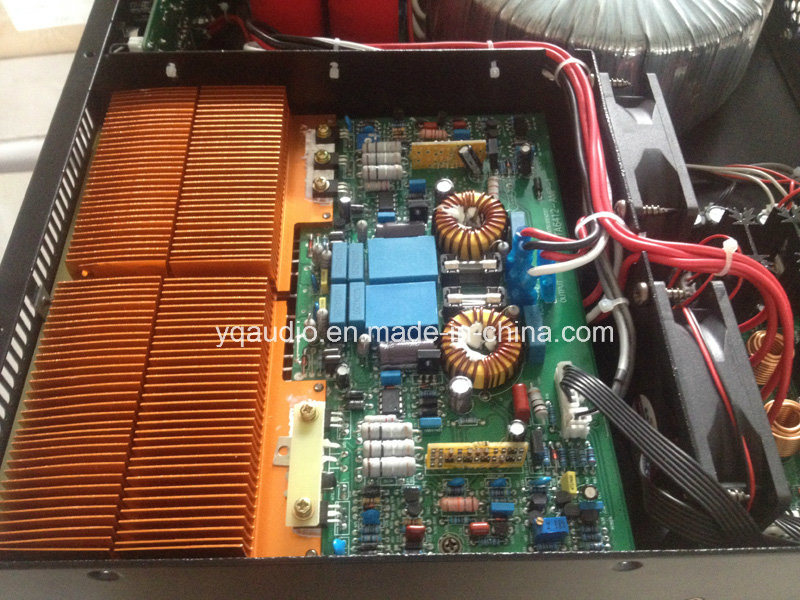 Professional Audio 2u-3u Powerful 1000 Watt Amplifier