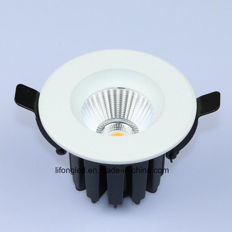 Driver UL Listed LED Downlight 7watt COB Round Down Light