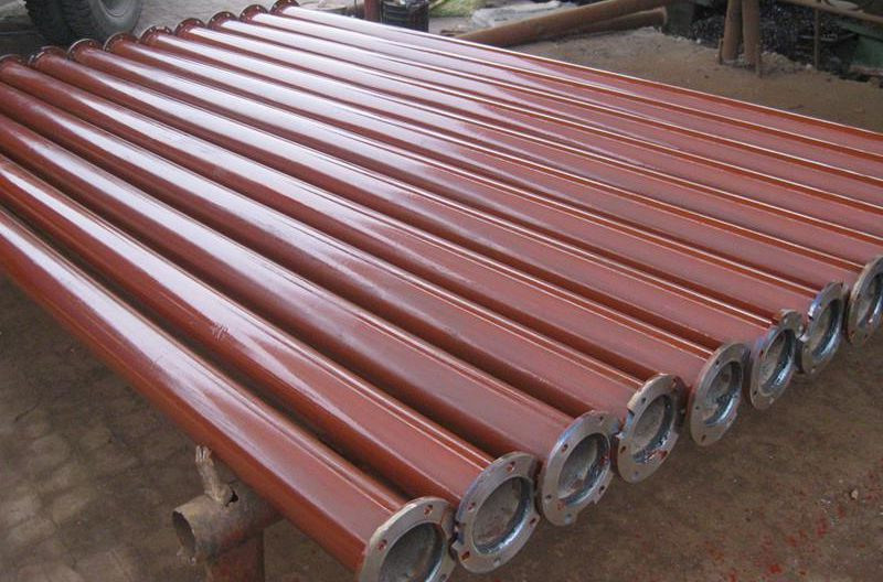 Customizable Wear-Resisting Cast Iron Pipe