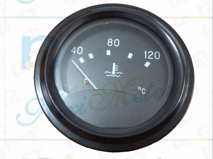 40-120 Water Temperature Gauge with Inductance