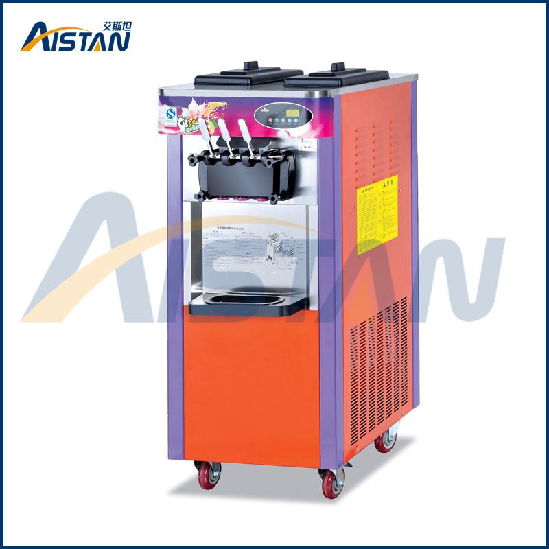 Bql839 Soft Ice Cream Maker Making Machine